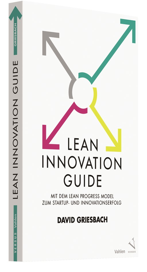 Lean Innovation Guide | Griesbach, 2018 | Buch (Cover)