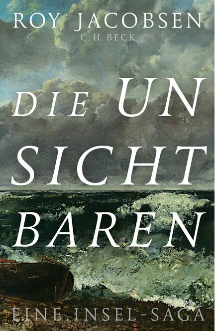 Cover: Roy Jacobsen, Die Unsichtbaren