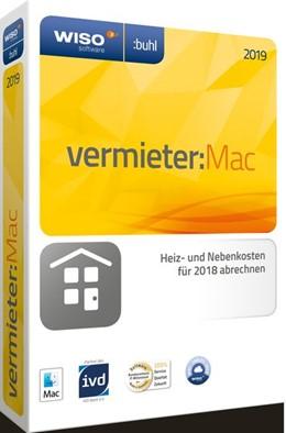 Abbildung von WISO vermieter:Mac 2019 | veränderte Neuauflage | 2018 | Heizkosten- und Nebenkostenabr...