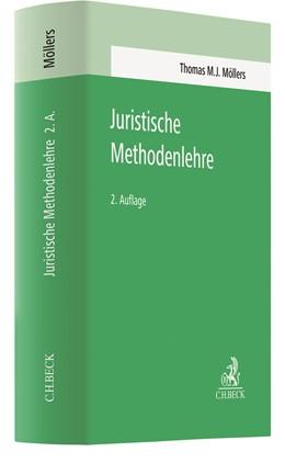 Abbildung von Möllers | Juristische Methodenlehre | 2. Auflage | 2019