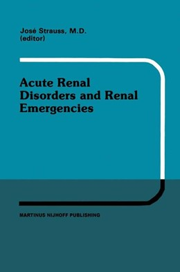 Abbildung von Strauss | Acute Renal Disorders and Renal Emergencies | 1984 | Proceedings of Pediatric Nephr... | 7