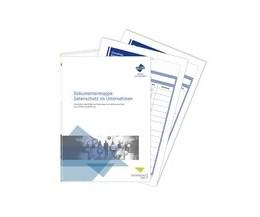 Abbildung von Dokumentenmappe: Datenschutz im Unternehmen   2018   Checklisten, Merkblätter und N...