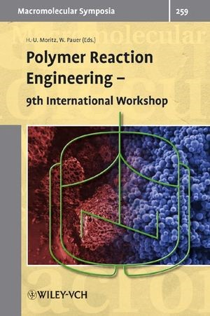 Polymer Reaction Engineering | Moritz / Pauer, 2008 | Buch (Cover)