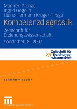 Abbildung von Prenzel / Gogolin / Krüger | Kompetenzdiagnostik | 2008 | Zeitschrift für Erziehungswiss... | 8