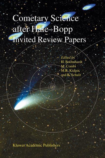 Abbildung von Böhnhardt / Combi / Kidger / Schulz | Cometary Science after Hale-Bopp | 2003