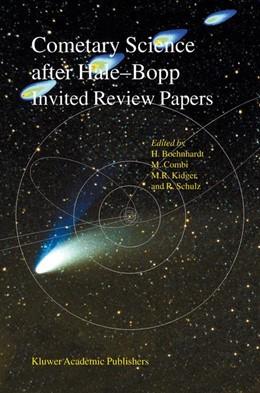 Abbildung von Böhnhardt / Combi / Kidger / Schulz   Cometary Science after Hale-Bopp   2003   Volume 1 Proceedings of IAU Co...