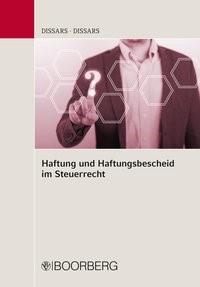 Haftung und Haftungsbescheid im Steuerrecht | Dißars / Dißars, 2018 | Buch (Cover)