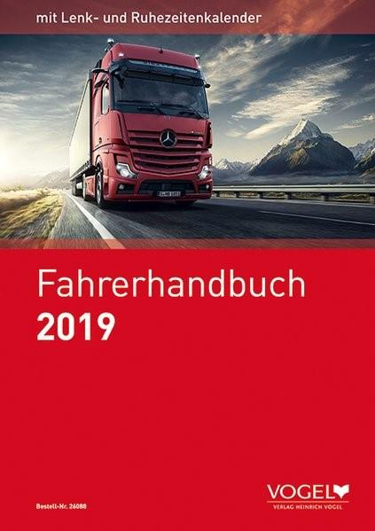 Fahrerhandbuch 2019 | 9. Auflage (Cover)