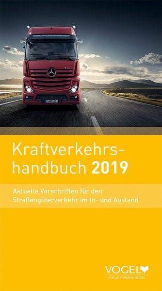 Kraftverkehrshandbuch 2019 | 44. Auflage | Buch (Cover)