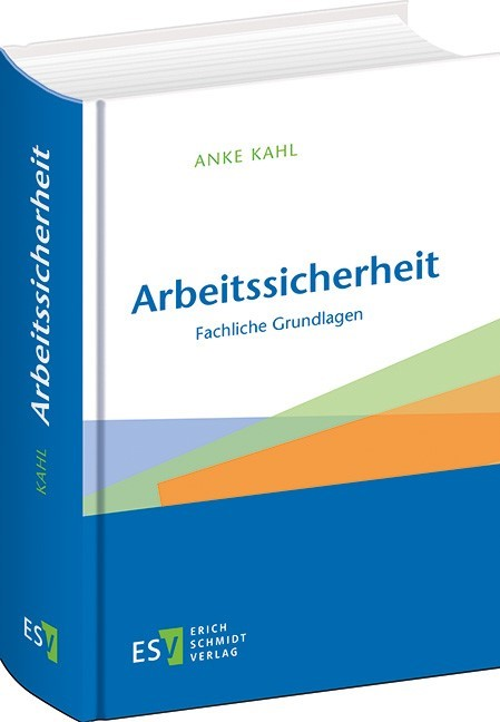 Arbeitssicherheit | Kahl, 2019 | Buch (Cover)