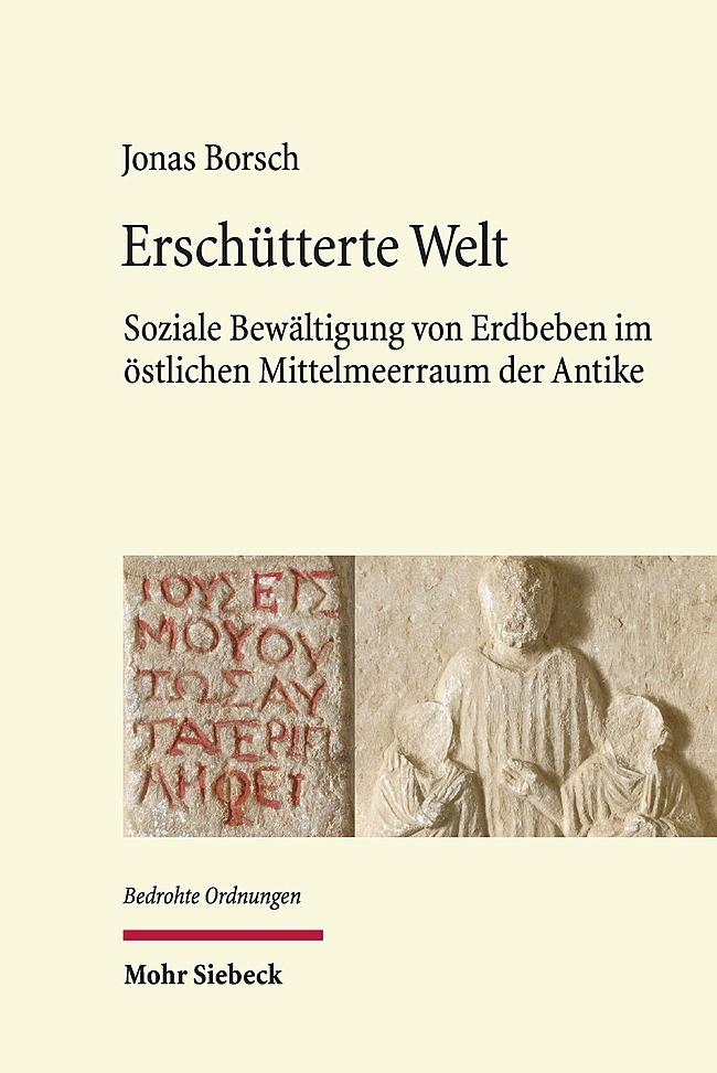 Erschütterte Welt | Borsch, 2018 | Buch (Cover)