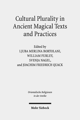 Abbildung von Bortolani / Furley / Nagel / Quack | Cultural Plurality in Ancient Magical Texts and Practices | 2019 | Graeco-Egyptian Handbooks and ... | 32