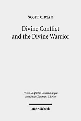 Abbildung von Ryan   Divine Conflict and the Divine Warrior   1. Auflage   2020   507   beck-shop.de