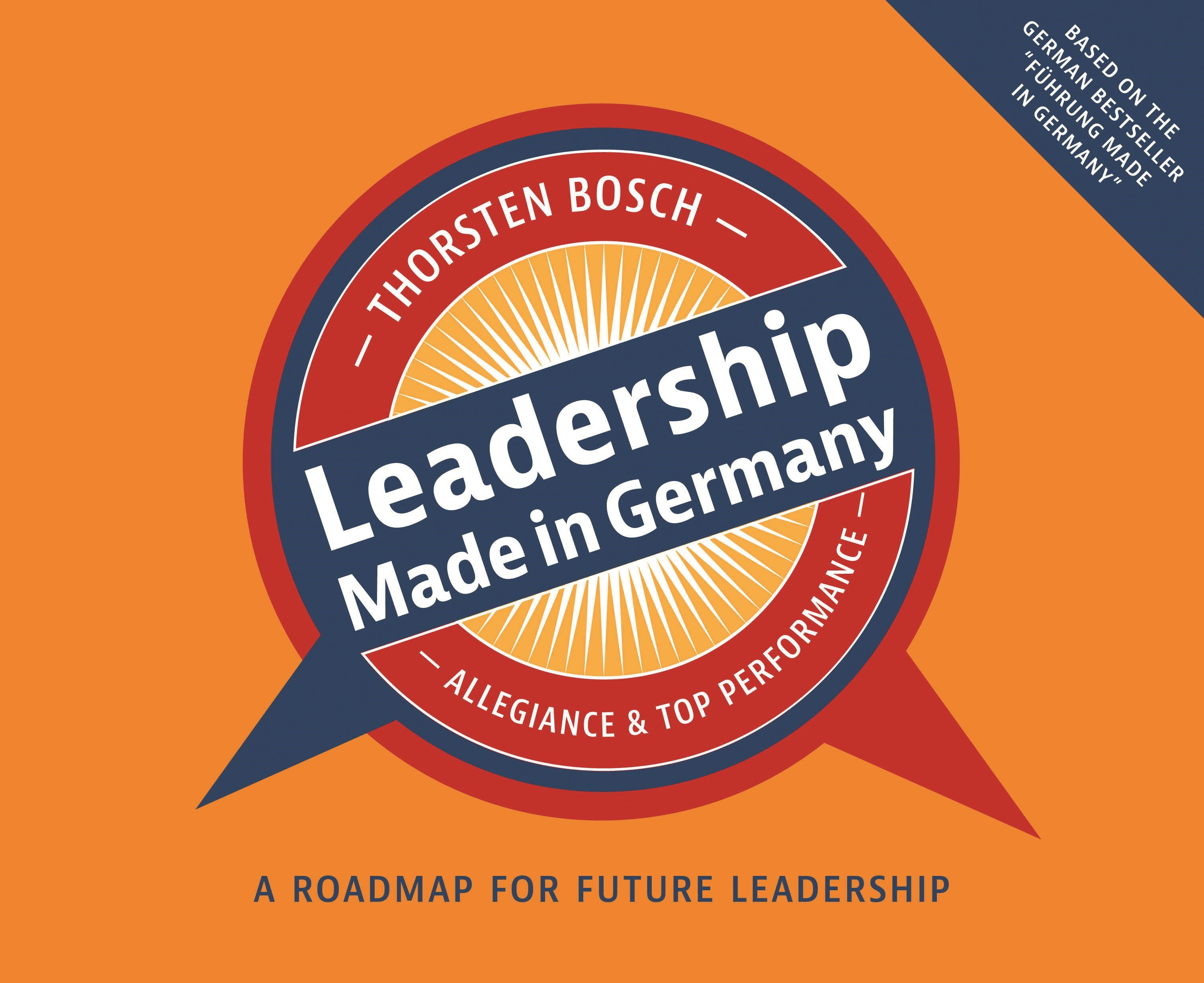 Leadership Made in Germany | Bosch | 1. Auflage, 2018 | Buch (Cover)