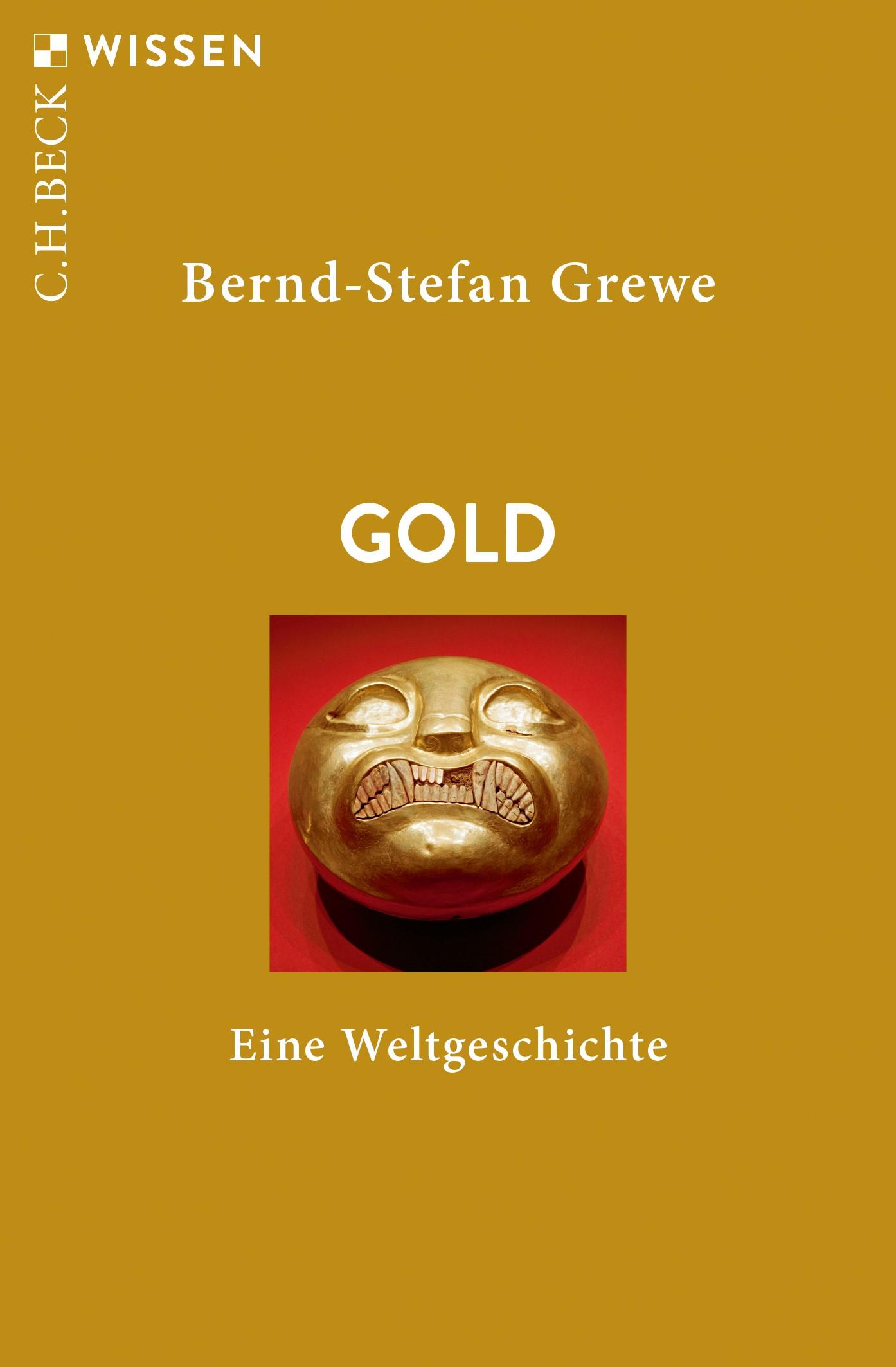 Gold | Grewe, Bernd Stefan, 2019 | Buch (Cover)