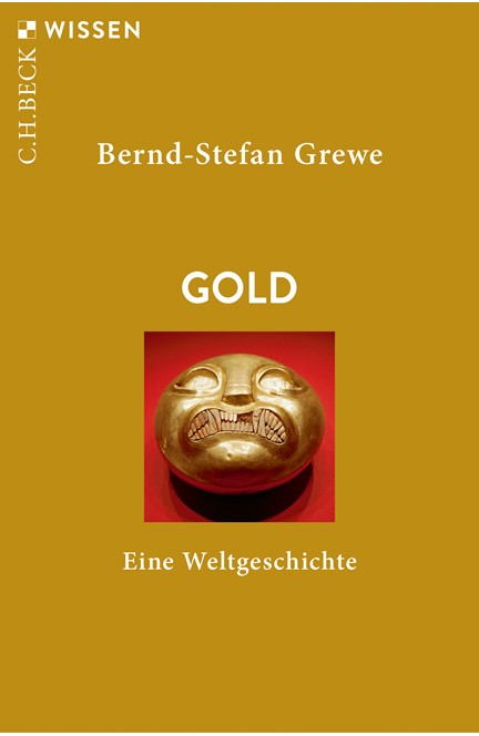 Cover: Bernd Stefan Grewe, Gold