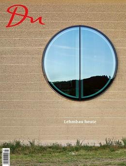Abbildung von Prange   Du887 - das Kulturmagazin. Lehmbau heute   2018