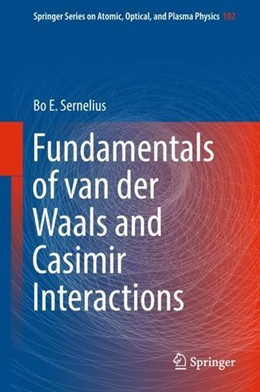 Abbildung von Sernelius | Fundamentals of van der Waals and Casimir Interactions | 1. Auflage | 2018 | beck-shop.de