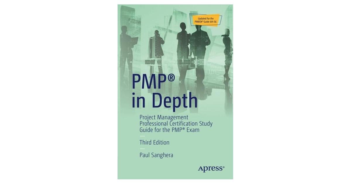 Pmp In Depth Sanghera 3rd Ed 2018 Ebook Beck Shop