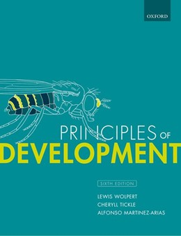 Abbildung von Wolpert / Tickle / Martinez Arias | Principles of Development | 2019