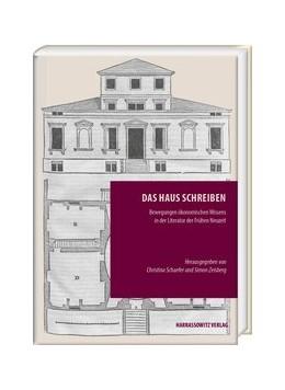 Abbildung von Schaefer / Zeisberg | Das Haus schreiben | 2018 | Bewegungen ökonomischen Wissen... | 13