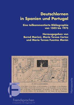 Abbildung von Marizzi / Cortez / Fuentes Morán   Deutschlernen in Spanien und Portugal   2018   Eine teilkommentierte Bibliogr...   19
