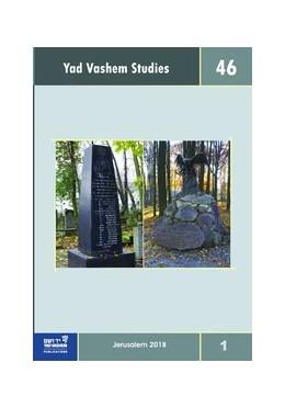 Abbildung von Silberklang | Yad Vashem Studies 46.1 | 1. Auflage | 2018 | 46.1 | beck-shop.de