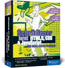 Abbildung von Günster | Schrödinger lernt HTML5, CSS und JavaScript | 3. Auflage | 2018 | beck-shop.de