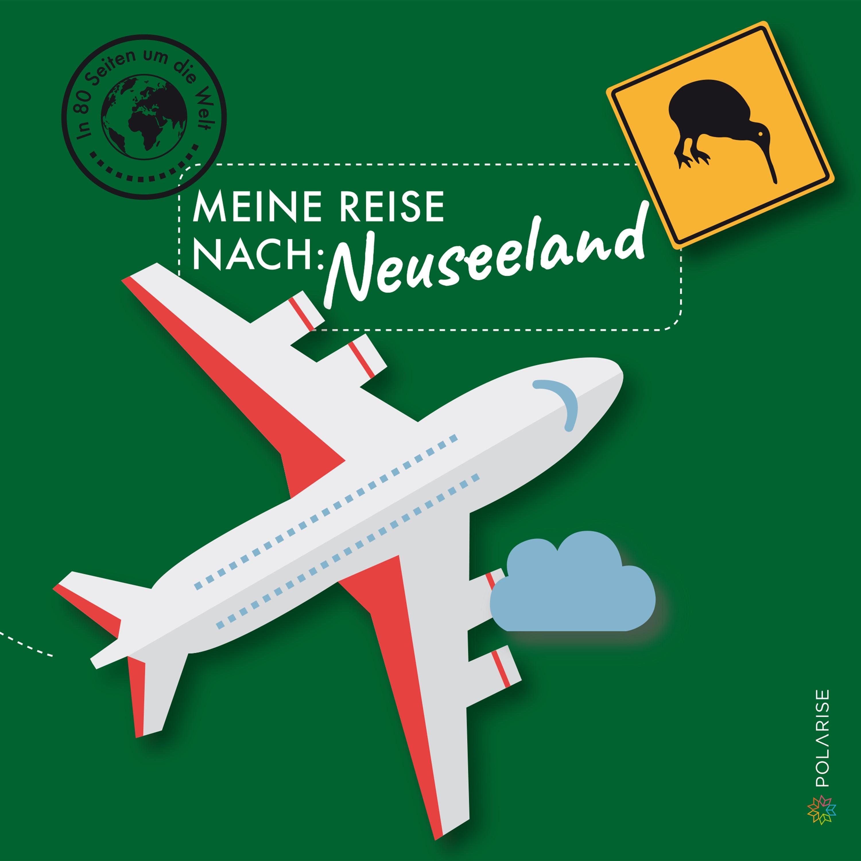 Meine Reise nach Neuseeland, 2018 | Buch (Cover)
