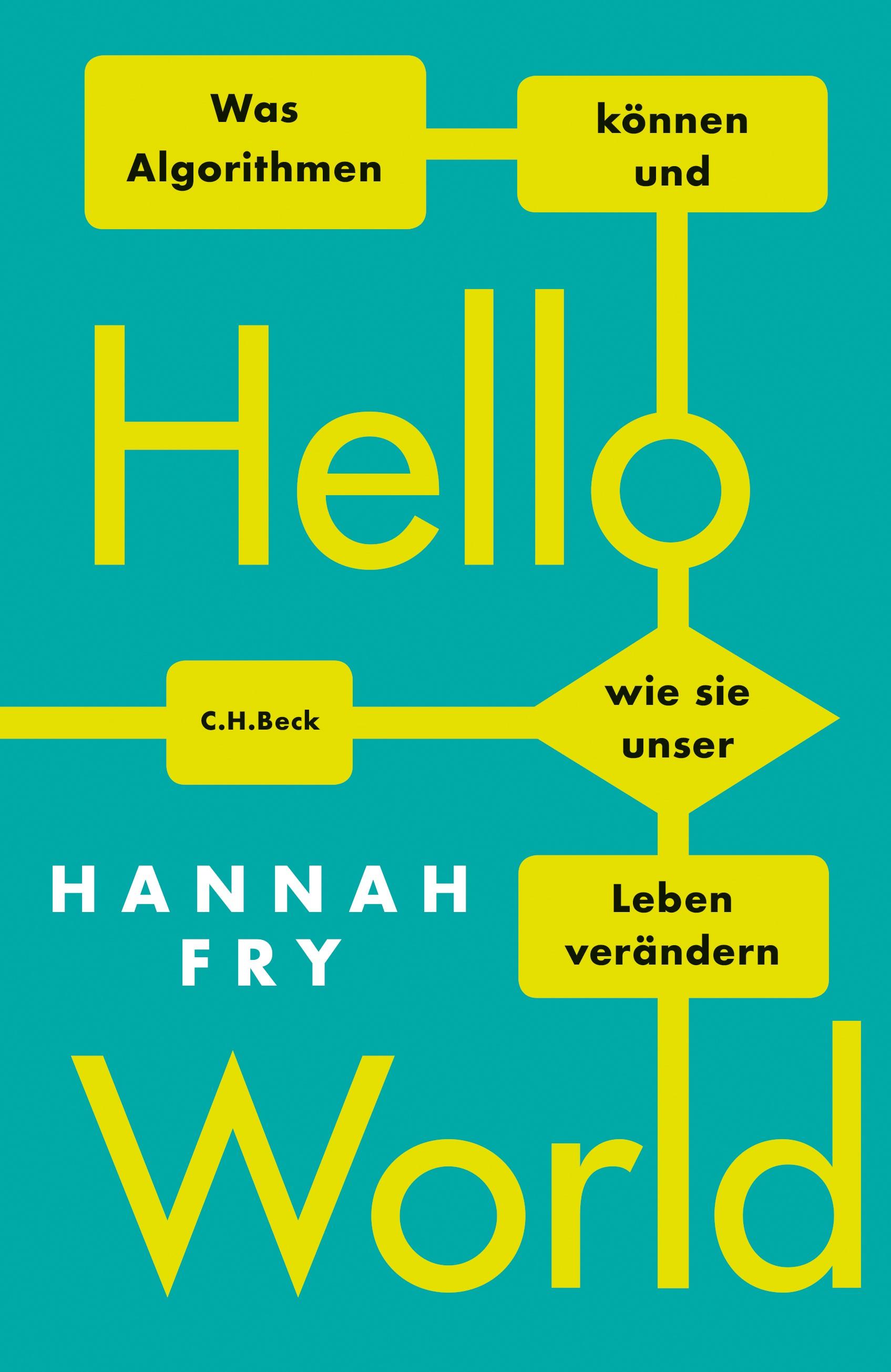 Hello World | Fry, Hannah, 2019 | Buch (Cover)