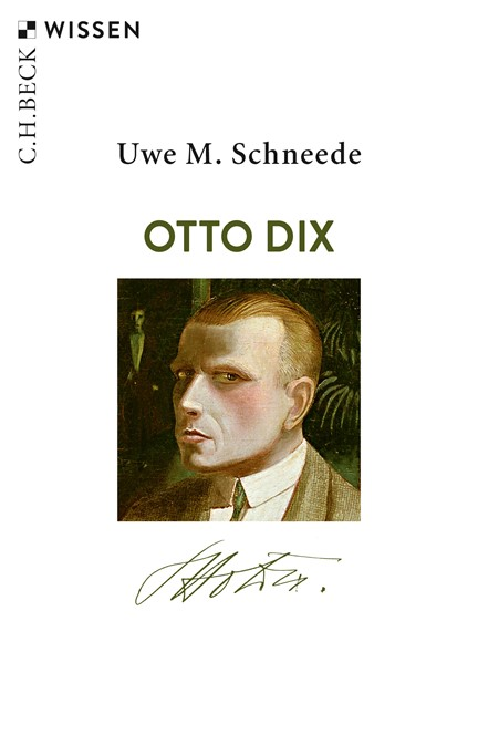 Cover: Uwe M. Schneede, Otto Dix