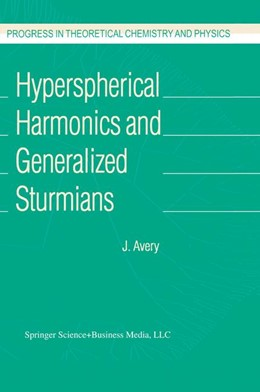 Abbildung von Avery | Hyperspherical Harmonics and Generalized Sturmians | 1999 | 4