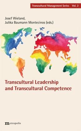 Abbildung von Wieland / Baumann Montecinos   Transcultural Leadership and Transcultural Competence   2019