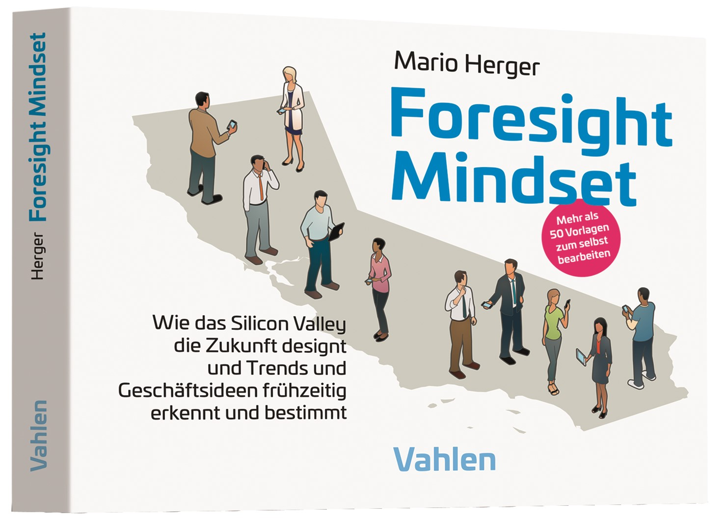 Foresight Mindset | Herger, 2019 | Buch (Cover)