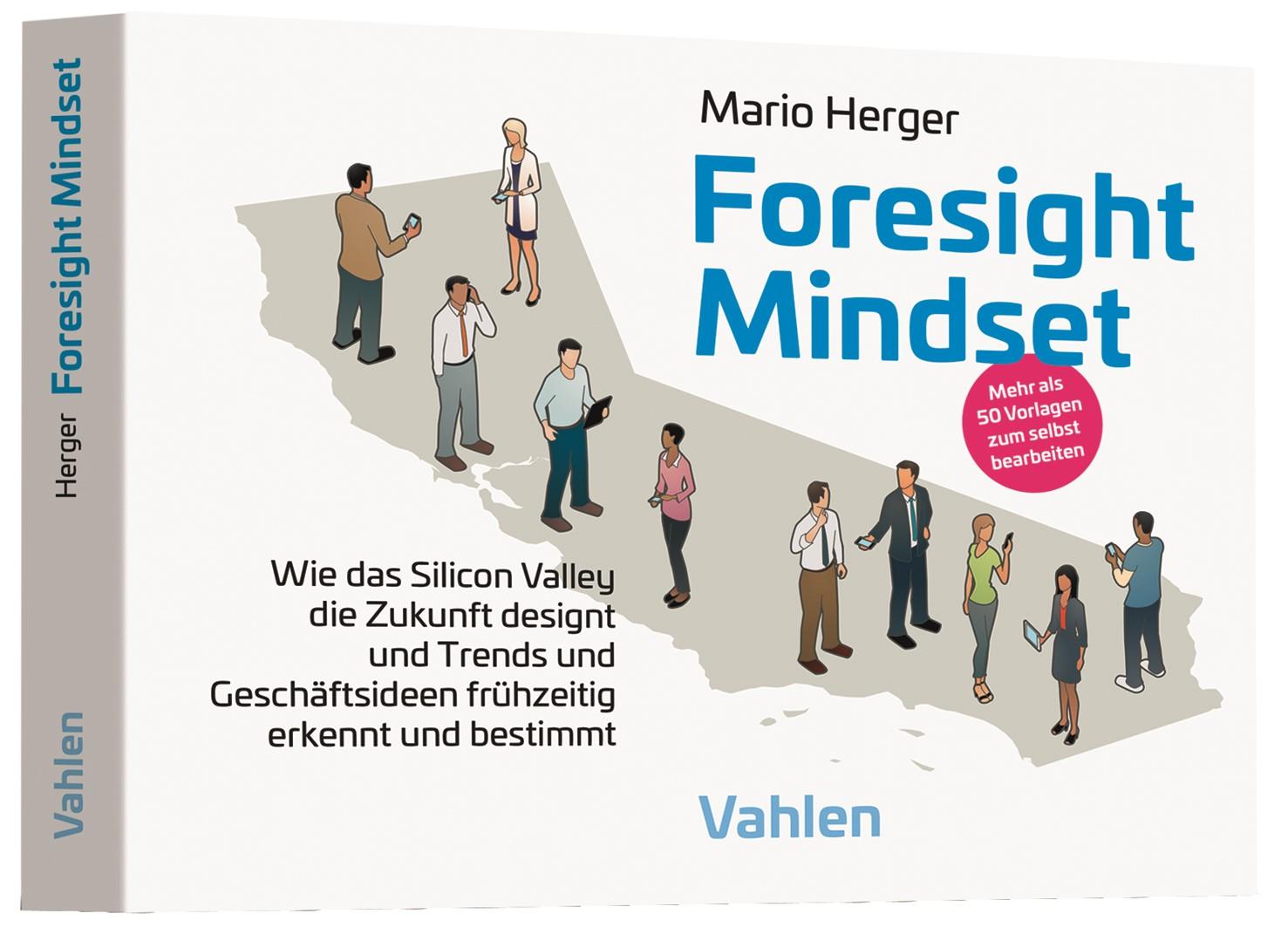 Abbildung von Herger | Foresight Mindset™ | 2019