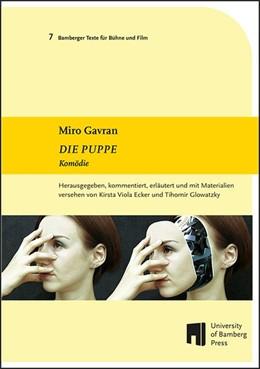 Abbildung von Ecker / Glowatzky   Die Puppe   1. Auflage   2018   beck-shop.de