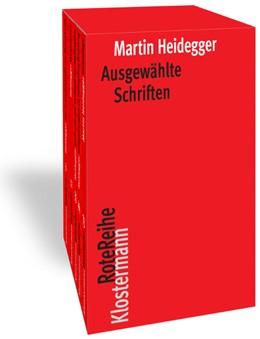 Abbildung von Heidegger | Ausgewählte Schriften | 1. Auflage | 2018 | beck-shop.de