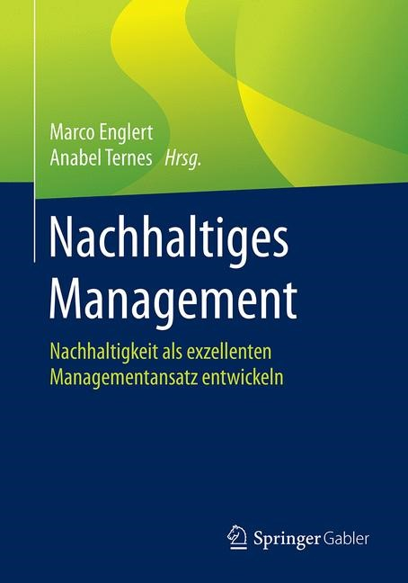 Abbildung von Englert / Ternès (Hrsg.)   Nachhaltiges Management   2019