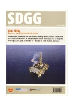 Abbildung von Kukla / Littke   Geo2008   Resources and Risks in the Earth System   2008   International Conference and 1...