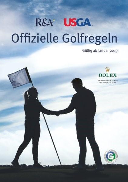 Abbildung von Offizielle Golfregeln 2019 | Einzige vom Deutschen Golf Verband (DGV) anerkannte Übersetzung der