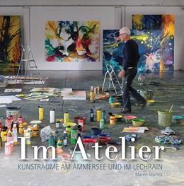 Abbildung von Martell | Im Atelier | 2018 | Kunsträume am Ammersee und im ...