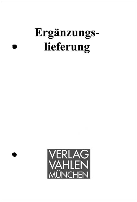 Städtebauförderungsrecht, 65. Ergänzungslieferung | Krautzberger, 2019 (Cover)