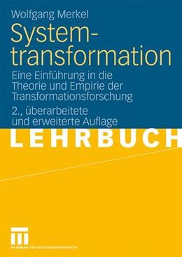 Abbildung von Merkel | Systemtransformation | 2., überarb. u. erw. | 2009 | Eine Einführung in die Theorie...