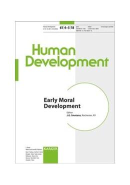 Abbildung von Smetana | Early Moral Development | 1. Auflage | 2019 | beck-shop.de