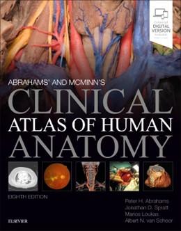 Abbildung von Abrahams / Spratt | Abrahams' and McMinn's Clinical Atlas of Human Anatomy | 8. Auflage | 2019 | beck-shop.de