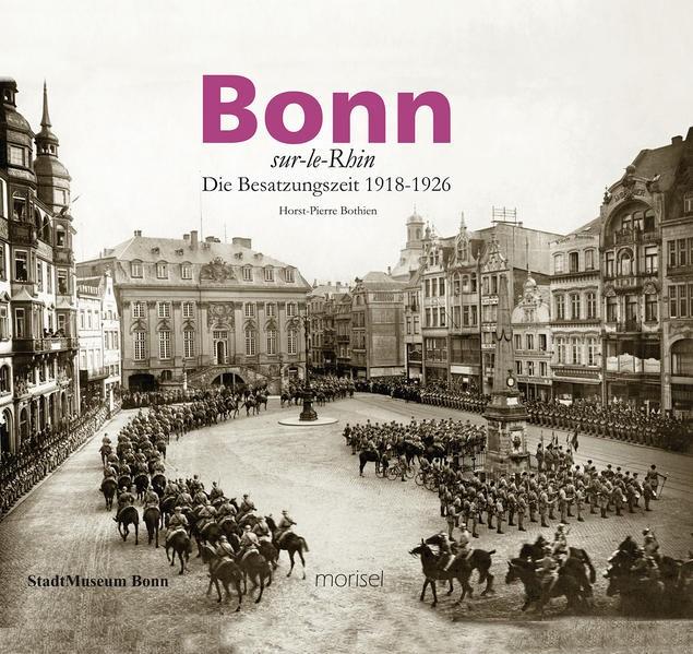 Bonn-sur-le-Rhin | Bothien, 2018 | Buch (Cover)