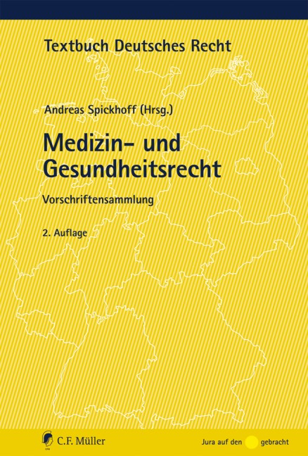 Medizin- und Gesundheitsrecht | Spickhoff (Hrsg.) | 2., neu bearbeitete Auflage, 2018 | Buch (Cover)