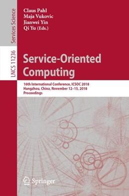 Abbildung von Pahl / Vukovic   Service-Oriented Computing   1. Auflage   2018   11236   beck-shop.de