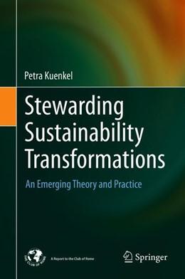 Abbildung von Kuenkel | Stewarding Sustainability Transformations | 1. Auflage | 2019 | beck-shop.de