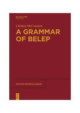 Abbildung von McCracken   A Grammar of Belep   2019   78